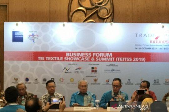 Kemendag ungkap potensi tekstil Indonesia di TEI 2019