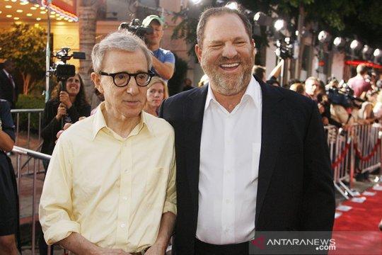 Harvey Weinstein pernah minta Woody Allen setop liputan Ronan Farrow
