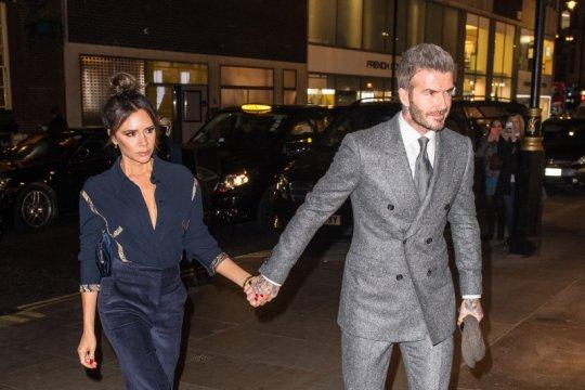 Rahasia pernikahan awet Victoria-David Beckham