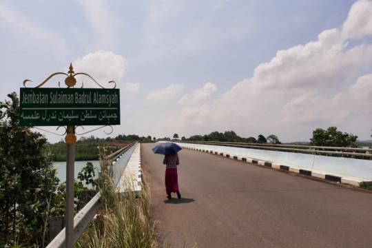 Jembatan II Dompak batal diperbaiki meski dianggarkan Rp6,6 miliar