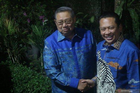 SBY bersedia hadiri pelantikan presiden-wapres
