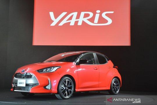 Toyota hadirkan Yaris generasi keempat, ada varian 1.000cc dan hibrida