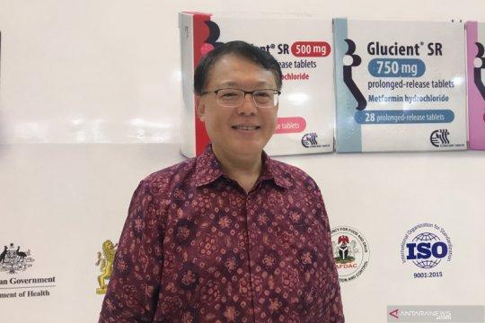 Industri farmasi kenalkan obat herbal asli Indonesia di TEI 2019