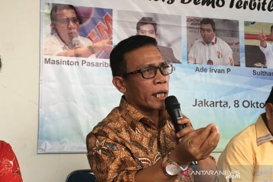 Tak larang demonstrasi, Jokowi buktikan berkomitmen pada demokrasi