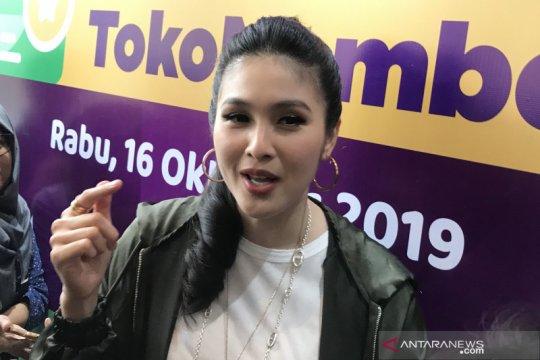 Sandra Dewi kembali sesuaikan pekerjaan setelah melahirkan