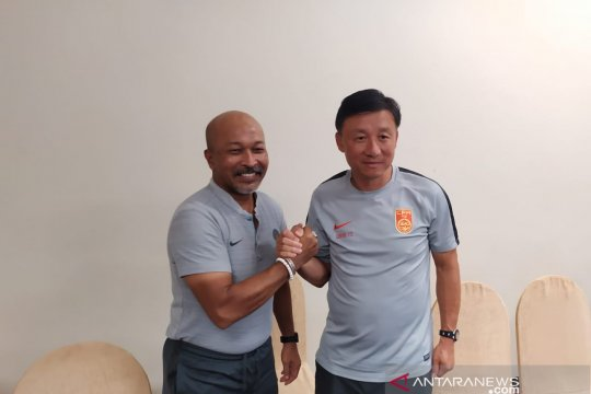 Fakhri ingin China berikan tekanan kepada Garuda Muda
