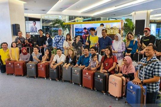 Wonderful Indonesia Festival sukses pikat kaum milenial di Thailand