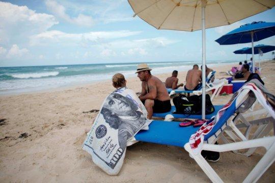 Kuba umumkan kasus pertama corona, minta warga bikin masker sendiri