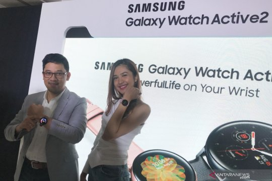 Samsung Galaxy Active 2 dirilis di Indonesia, berapa harganya?