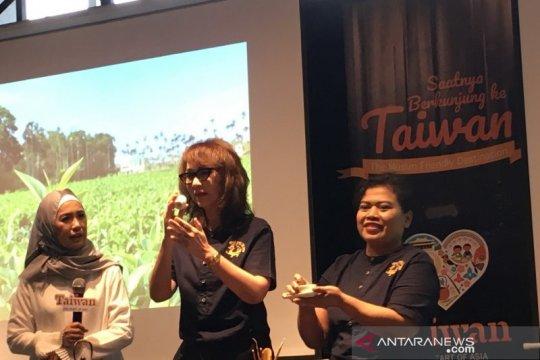 Wisata minum teh Taiwan diunggulkan untuk wisatawan Muslim Indonesia
