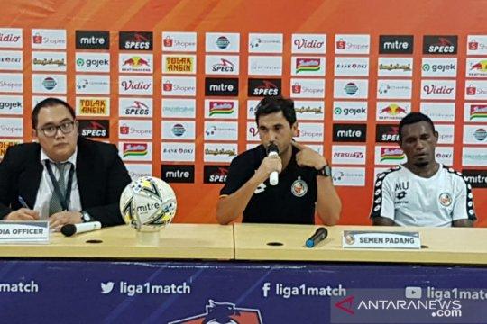 Tundukkan Persija 2-1, ubah taktik jadi kunci kemenangan Semen Padang