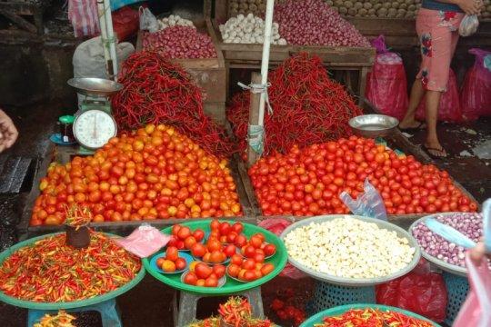Harga cabai merah petani lokal naik tajam