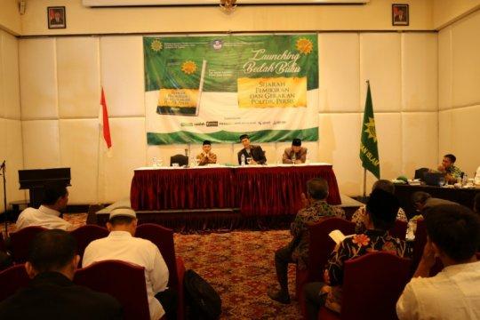 Buku sejarah dan gerakan politik Persis diluncurkan