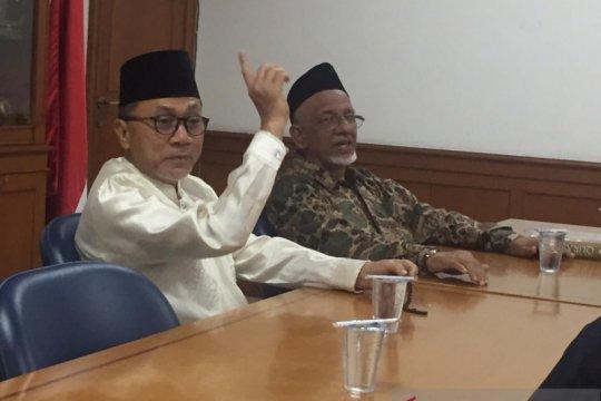 Zulkifli ajak umat Islam bersatu dukung Pemerintahan Jokowi