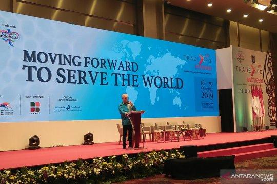 Mendag kenalkan omnibus law di Trade Expo 2019