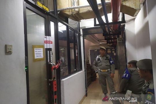 KPK segel sejumlah ruang kerja di kantor Wali Kota Medan