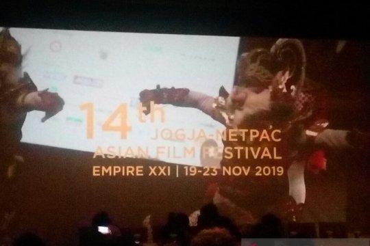 Jogja-NETPAC Asia Film Festival pertama kalinya digelar di satu tempat