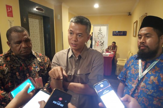 PKPU larangan koruptor maju pilkada masih digodok
