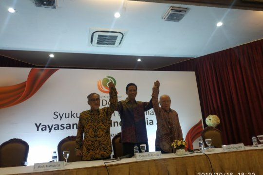 Dukung presiden, Relawan Jokowi resmikan Yayasan Kerja Indonesia Jaya