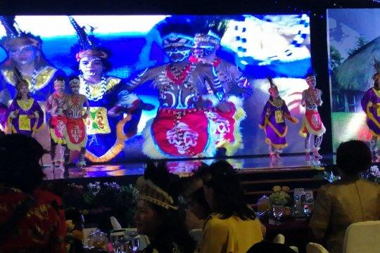 Kemhan perkenalkan budaya Papua dalam kegiatan MBBI