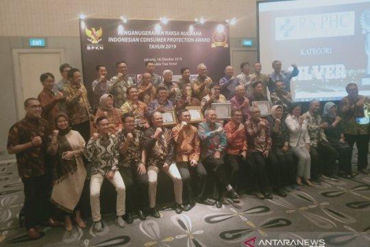 BPKN berikan anugerah Raksa Nugraha kepada empat perusahaan