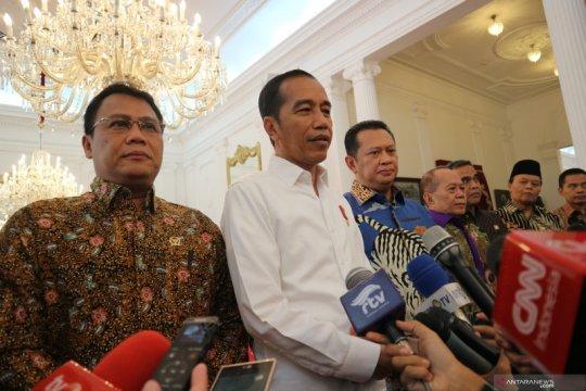 Wantimpres bertemu Presiden di istana