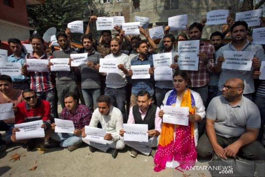Baku tembak meletus di wilayah Kashmir India
