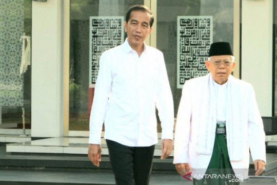 Jokowi ingin acara relawan tidak berlebihan