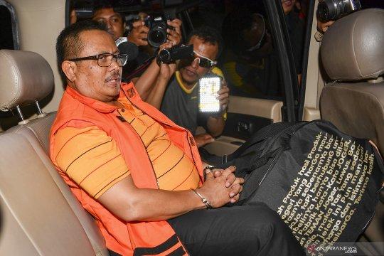 Bupati Indramayu ditahan KPK