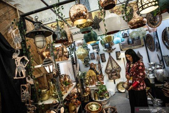 Hari ini ada festival Habibie dan Crafina 2019