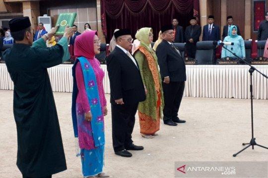 Nilam Sari Lawira, Ketua DPRD Sulteng perempuan pertama