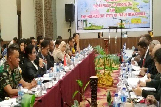 Delegasi RI mengusulkan 10 agenda dalam pertemuan BLOM RI-PNG