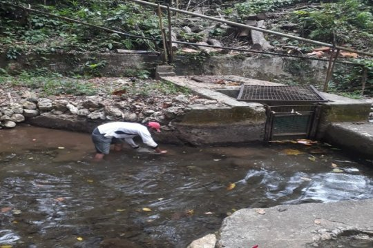Debit sumber air PDAM Jayapura alami penurunan hingga 60 persen