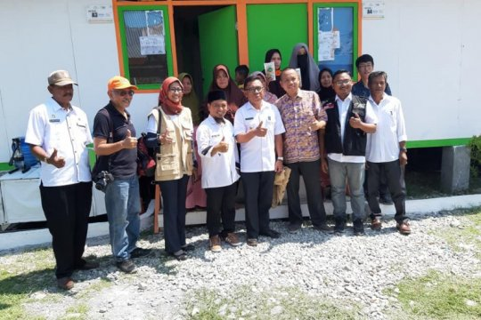 ACT dan A-PAD bangun hunian untuk penyintas gempa Palu