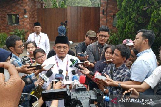 """Prabowo sodorkan konsepsi """"dorongan besar""""' ke Jokowi"""