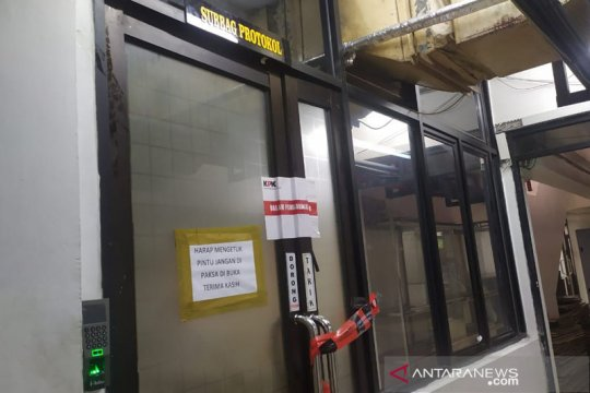 KPK: Staf protokol Wali Kota Medan larikan diri saat OTT