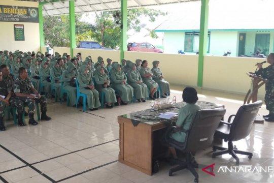 Dandim 0414 Belitung ajak anggota bijak gunakan media sosial