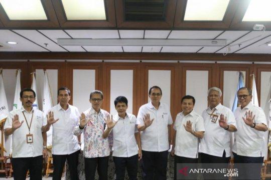 Pupuk Indonesia gandeng KPK kampanyekan Anti Gratifikasi