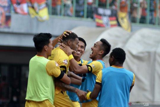 Liga 1: Semen Padang FC menang di kandang Persija Jakarta