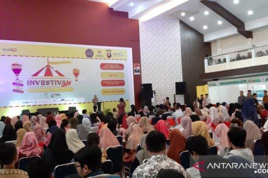 OJK sebut inklusi pasar modal di Indonesia baru mencapai 4,4 persen
