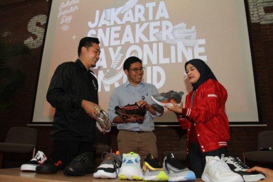 Jakarta Sneaker Day digelar online