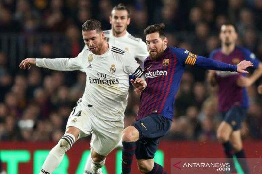 El Clasico diminta pindah dari Barcelona ke Madrid karena aksi protes