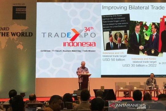 Trade Expo Indonesia 2019 catat transaksi 9,30 miliar dolar AS