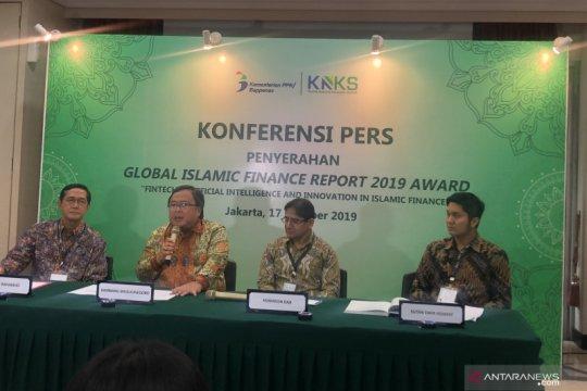Indonesia raih posisi teratas pasar keuangan syariah global
