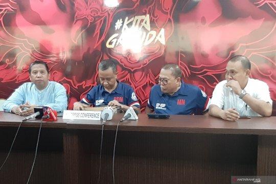 Calon ketua umum PSSI debat pada 31 Oktober