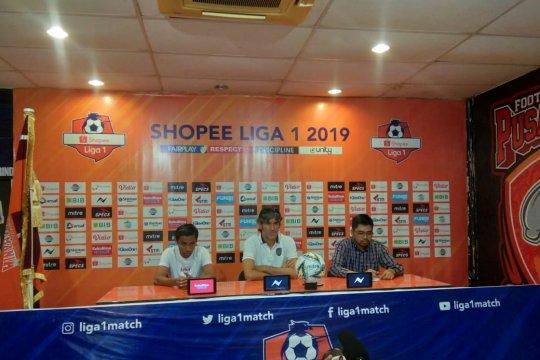 Teco instruksikan pemain Bali United agar bekerja lebih keras