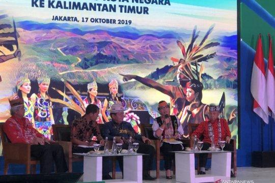 Suku Dayak berharap diberi lahan 5 Ha per keluarga