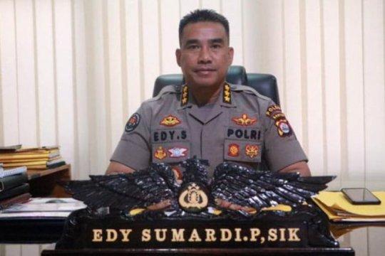 Polda Banten kirim 300 Brimob bantu pengamanan di Jakarta