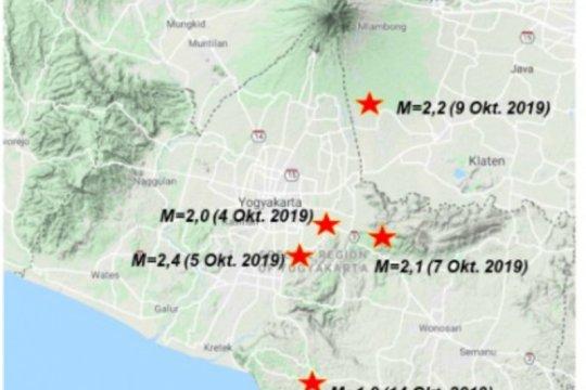 BMKG: Aktifnya Gunung Merapi kemungkinan terkait gempa tektonik