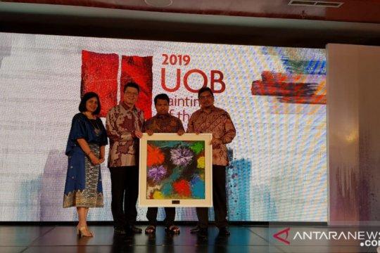 UOB umumkan pemenang lomba lukis